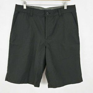 O'Neill Casual Bermuda Shorts Size 32 Flat Front